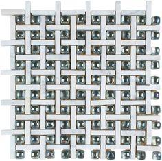 €43 per m2   Mozaïek-mattenset terracotta   Bonaire   BADKAMER ...