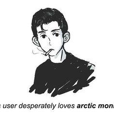 astamarii/2016/11/24 00:54:55/Новая любовь. Знакомьтесь. Алекс Тёрнер. Arctic Monkeys. Love indie. #loveindie#arcticmonkeys#alexturner