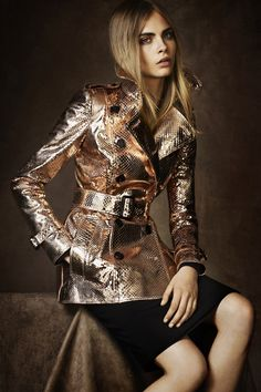 The Burberry Regent Street Collection
