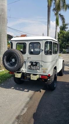 My FJ40 from Bandung, Indonesia