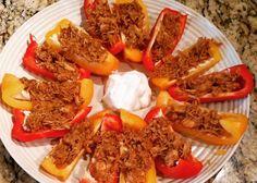 Chicken Pepper Nachos | Nutrimost Recipes