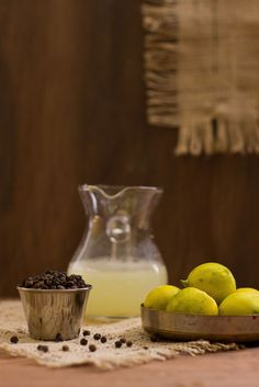Indian Lime Pickle Ingredients