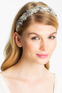 11 tiara-inspired headbands for a touch of royalty