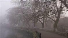 London mist at Ioannina, Greece