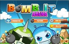 Bomb It Arena  Miniclip Bomb It Arena, These robo-warriors are ready to kick some major robo-buttPlay the best games in Miniclip.vg