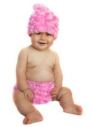 Comfy poodle shag baby wear for your little one.
