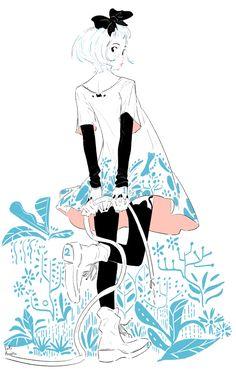Yuki.Kawatsu Illustration — 今年最後のイラスト_φ(・3・ 今年もお疲れ様でした☆ 皆さま、よいお年♬ ...