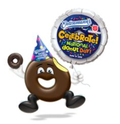 Entennmann's  -  It's National Donut Day! Celebrate with Entennman's! #Giveaway #EntenmannsDonuts - Mommies with Cents