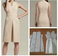 56 Ideas For Sewing Skirts Maxi Dress Tutorials Fashion Sewing, Diy Fashion, Ideias Fashion, Sewing Clothes, Diy Clothes, Clothes For Women, Dress Sewing Patterns, Clothing Patterns, Maxi Dress Tutorials