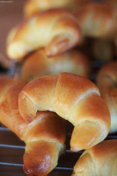 Hot Dog Buns, Bagel, Donuts, Sweet Treats, Sweets, Bread, Baking, Recipes, Food