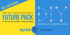 Show Your Creativity and Design a Future Pack — The Dieline - Branding & Packaging Design