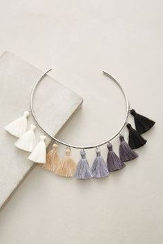 Shop the Lily Tasseled Collar Necklace and more Anthropologie at Anthropologie today. Read customer reviews, discover product details and more.