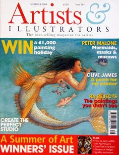 Artists and Illustrators magazine