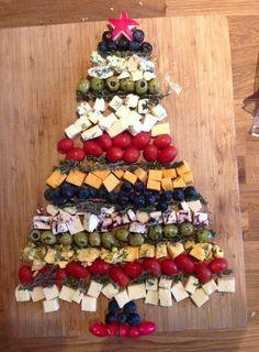 nice presentation christmas nibbles christmas party food xmas food christmas cooking christmas - Simple Christmas Appetizers