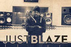 Just Blaze - http://www.theproducerschoice.com/