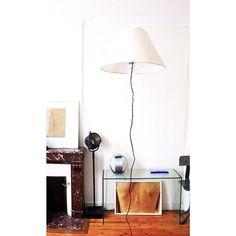 Une lampe fantôme, décoration, deco, deco internaute #madecoamoi