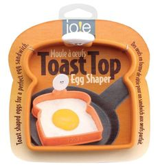 Joie Toast Top Egg Shaper - use to make paleo bread!