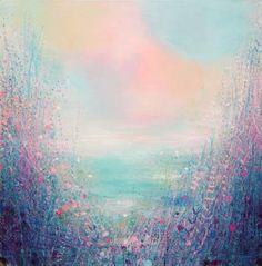 "Saatchi Art Artist Sandy Dooley; Painting, ""River"" #art"