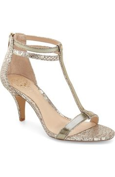66efeaf3b15 Vince Camuto  Makoto  T-Strap Sandal (Women) available at  Nordstrom
