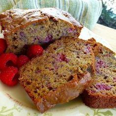 Raspberry Banana Bread - Allrecipes.com