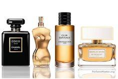 Inspiring Fall-Winter Perfumes October 2014
