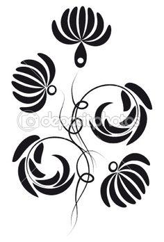 pattern/ stencil