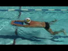 How to Swim : How to Improve Your Breaststroke Kick