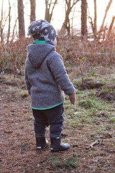 Yva R.: Walkmantel für den Kleinen