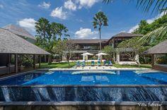 Villa Sabana - Canggu Pererenan - 5 Bedrooms - Surrounding : Rice Field http://www.beyondvillas.com/villa-for-wedding/125/villa-sabana