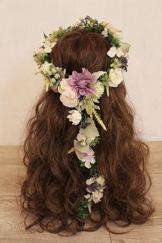 オーダーメイドで作ってもらえる!『尻尾つき花冠』が可愛すぎ♡にて紹介している画像