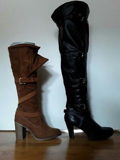 Witcher 3, yennefer and ciri boots for cosplay, making-of
