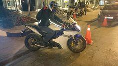 Ready for ride #cbr600f