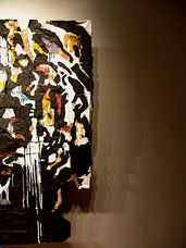"Daniel Bonnell M.F.A. exhibition: ""kenosis (emptied)"""