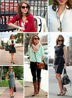 13 favorite outfits of 2013 part 2 by helloframboise, via Flickr
