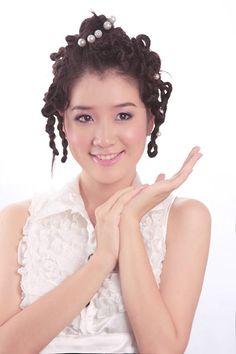 TV0899 Miss Teen - Xuân Mai là khách hàng quen của Tóc Việt ^^. Mẫu tóc này được thực hiện bởi NTM cuả Tóc Việt.