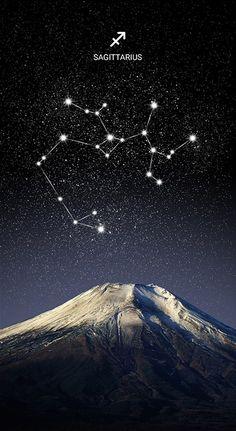 Sagittarius constellation Mais