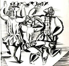 Валентин Васильевич Демьяненко. Танец. Collection, Art, Art Background, Kunst, Performing Arts, Art Education Resources, Artworks