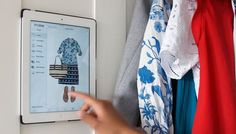 If a swath of nearly identical items choke your overly-full closet, consider giving Stylebook a whirl. The app helps you log everything you own, and makes it easy create new looks you didn't even know you had. Small Closet Organization, Purse Organization, Closet Storage, Bedroom Storage, Organizing Ideas, Small Closets, Dream Closets, Small Bedrooms, Happy Sunday