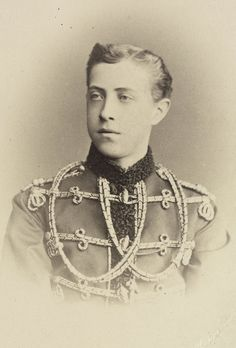 """Grand Duke Nikolai Nikolaevich Romanov of Russia (the Younger) in early to mid """"AL"""" 1800s Clothing, House Of Romanov, Tsar Nicholas, Grand Duke, Imperial Russia, Noblesse, Queen Victoria, Royalty, Elegant"""