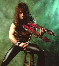 Mark Wood on electric violin