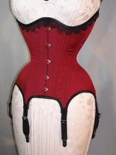 Jeroen vd Klis custom corsets.