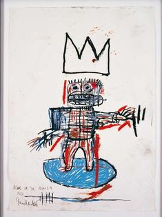 Six Icons (from the series), 1982 Jean-Michel Basquiat