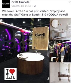 Dressage and Expo to DWELL in L.A. design nespoli e novara
