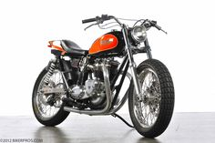 triumph trackers | triumph tracker by russ st james