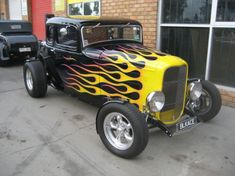 File:1932 Ford 5 Window Coupe #hotrodsclassiccars