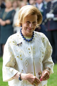 Royal Family Around the World: The Queen of Norway 80th Birthday Celebrations on July 04, 2017 in Oslo, Norway