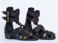 YES Relax in Black at Solestruck.com