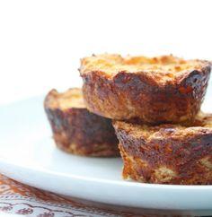 Jalapeno & Cheddar Cauliflower Muffins
