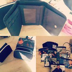 #billeteras listas! Para las fans de #chayanne quedaron #divinas el regalo que busques lo encuentras aqui #vicioregalos Billeteras de Jeans $5990 . #chayannefan #decovicio #chayanneentodoestare #tiendaonline #instachile #regalospersonalizados #jeans