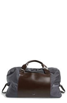 Porsche Design 'Shyrt' Nylon Duffel Bag available at #Nordstrom